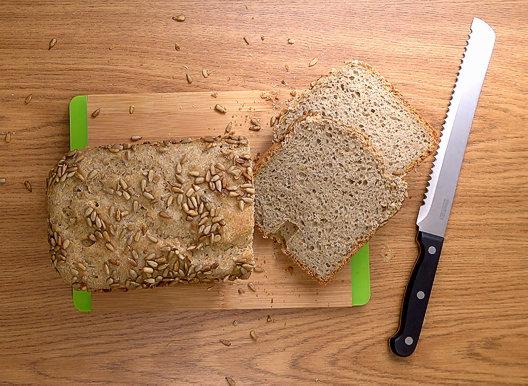 Pâine cu maia feliată